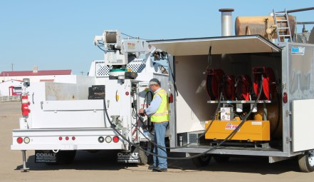 Crane Inspections, Power Systems Field Service, Liftgate and Welder Field Service